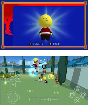 Download Xiaolin Showdown CSO ISO PSP PPSSPP