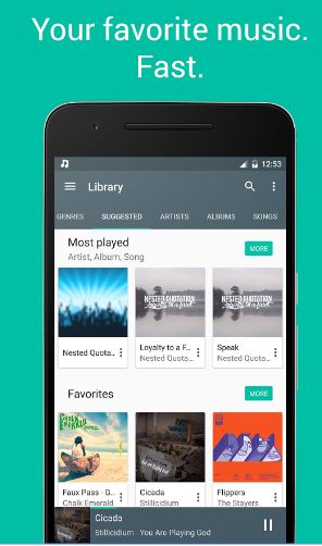 Shuttle+ Music Player [Paid] APK Free Download