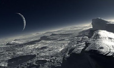 Laut Tersembunyi di Pluto Diduga Mendukung Kehidupan
