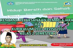 RPP KELAS 2 TEMA 4 SD/MI KURTILAS REVISI TAHUN PELAJARAN 2018 - 2019