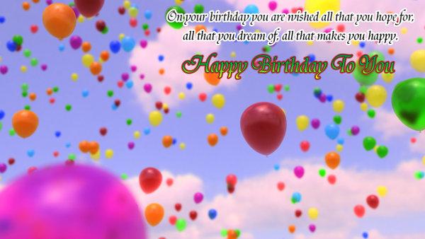 Happy Birthday Images 10