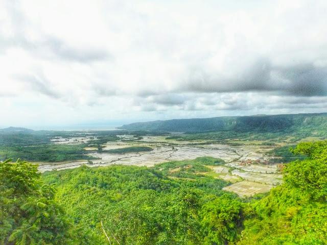 Kawasan Geopark Ciletuh