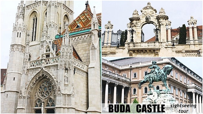 Budapest sightseeing tour, Buda castle travel video.Budimpesta tura Budimska trvdjava.