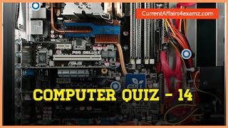 Computer Quiz IBPS Exams