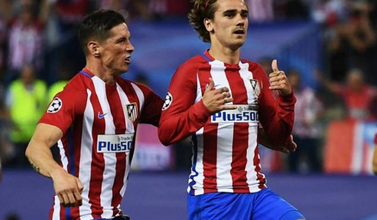 "Fernando Torres has issued a plea for Antoine Griezmann to stay on at Atletico Madrid as speculation about his future intensifies, according to Marca.     Antoine Griezmann, who is the object of interest from Barcelona and Manchester United, is expected to leave Atleti next summer, when his buyout clause will drop to €100m.     Torres said: ""Griezmann is with us and we have to enjoy him. Atletico can have and retain the best [players]. If I want him to stay? I would love it if Griezmann wanted to stay at Atletico. Does he want to stay? You have to ask him, but when he has decided to stay it will be because he wanted to."""