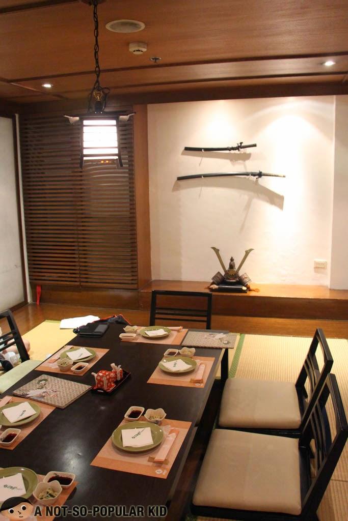 Japanese Restaurant In Greenbelt