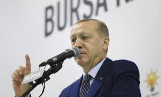 Ερντογάν: Στη Δ. Θράκη ήταν Τούρκοι πολίτες, δεν τους γυρίζουμε την πλάτη