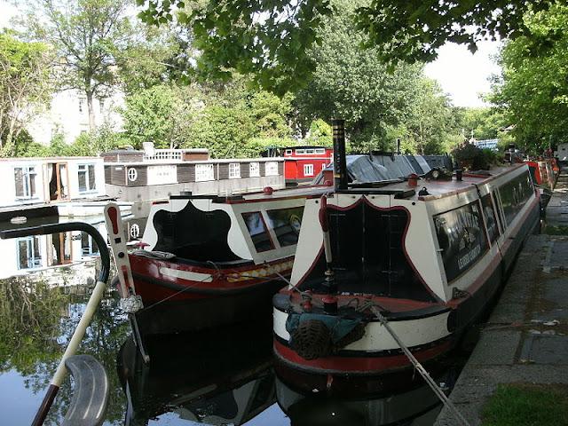 Что посмотреть в Лондоне бесплатно: Маленькая Венеция