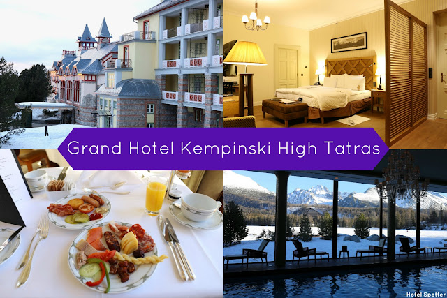 Grand Hotel Kempinski High Tatras - hotel review - recenzja hotelu