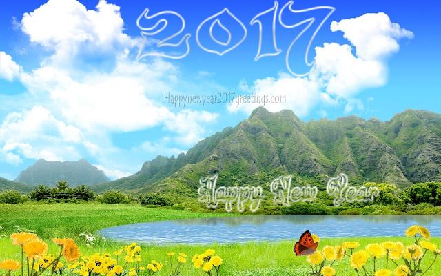 New Year 2017 Nature Wallpapers Download Free