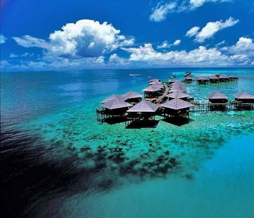 Borneo Island: View World Beauty Test: Borneo Island