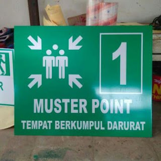 rambu muster point palembang