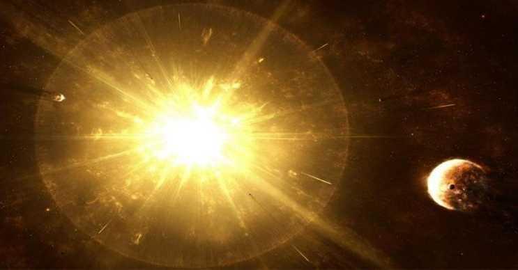 Yaşanacak bir güneş patlaması, dünyadaki yaşamı tamamen sonlandırabilir.