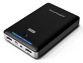 RAVPower 3rd Gen Deluxe 16750mAh Power Bank