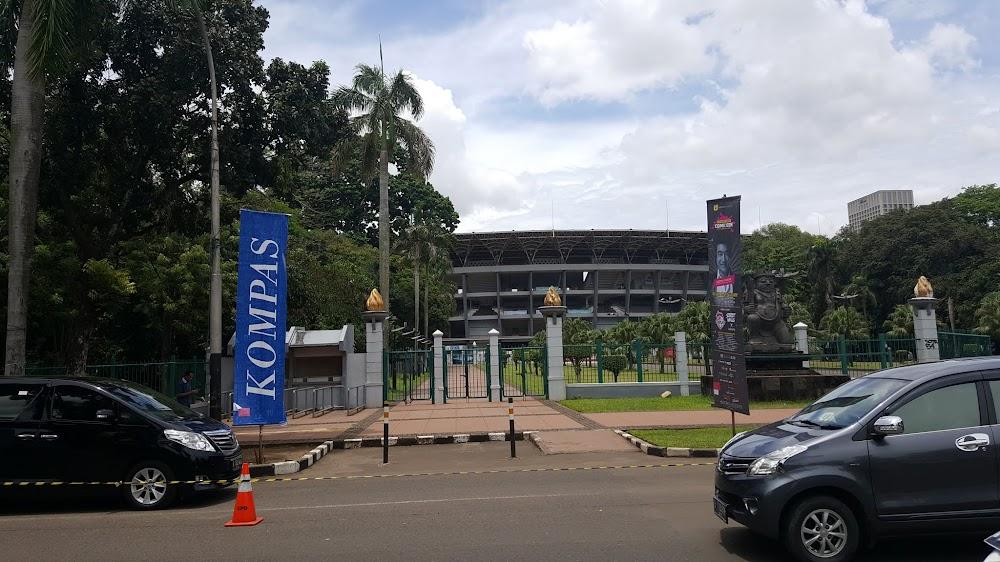 Stadium Gelora Bung Karno