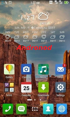 Custom Rom UltraZenfone For Lenovo a369i