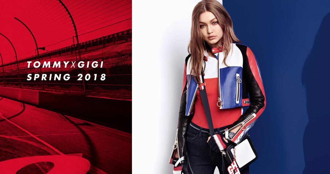 TOMMYXGIGI 'Athleisure' Capsule 2018 Collection