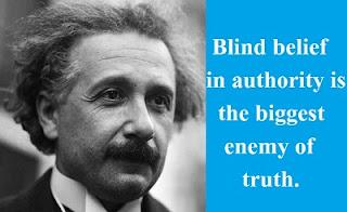 14 मार्च आइंस्टीन के जन्म दिवस पर: एक वैज्ञानिक होने का असली मतलब