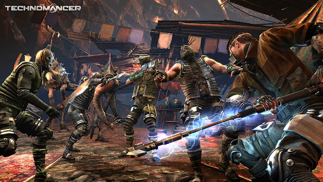 Review – The Technomancer noctis