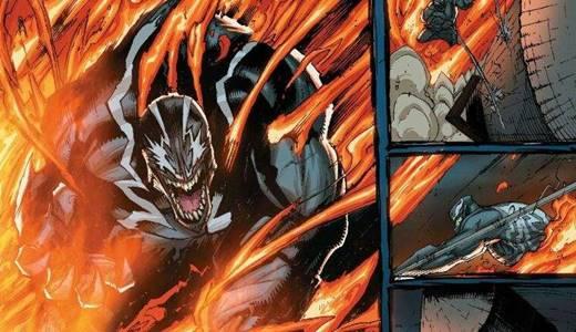 fakta menarik venom symbiote marvel