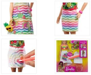 Барби раскраска игрушка