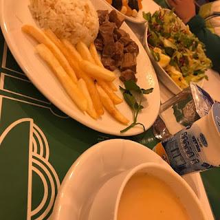 tarihi bedesten çayhane uşak bedesteni uşak bedesten çarşısı kafe uşak iftar menüleri uşak iftar mekanları