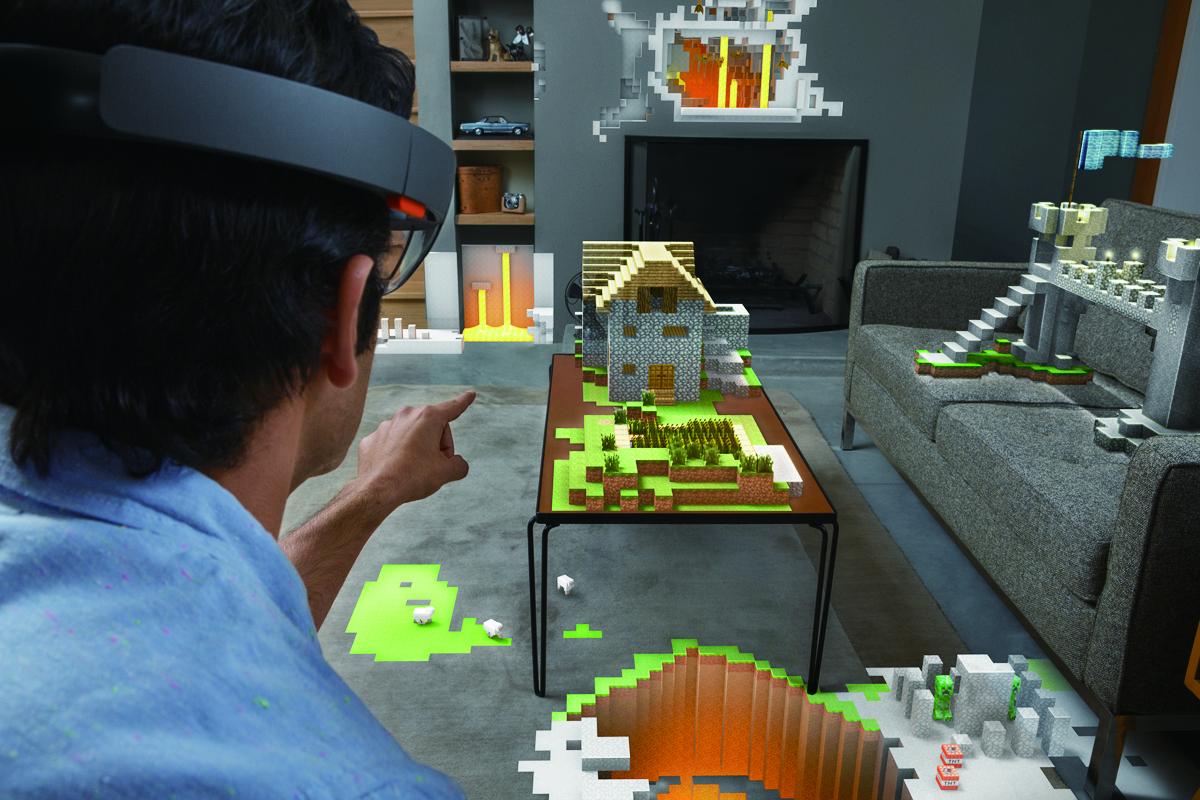 科學月刊: 虛擬實境(VR),擴增實境(AR),混合實境(MR)─ 虛實交織的世界