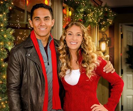 co star cast news for alexa and carlos penavegas hallmark christmas movies - Christmas Oranges Cast