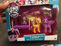 MLP Reboot Series Royal Friends Applejack Spike Twilight Sparkle