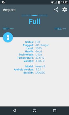 تطبيق Ampere للأندرويد, تطبيق Ampere مدفوع للأندرويد, تطبيق Ampere مهكر للأندرويد