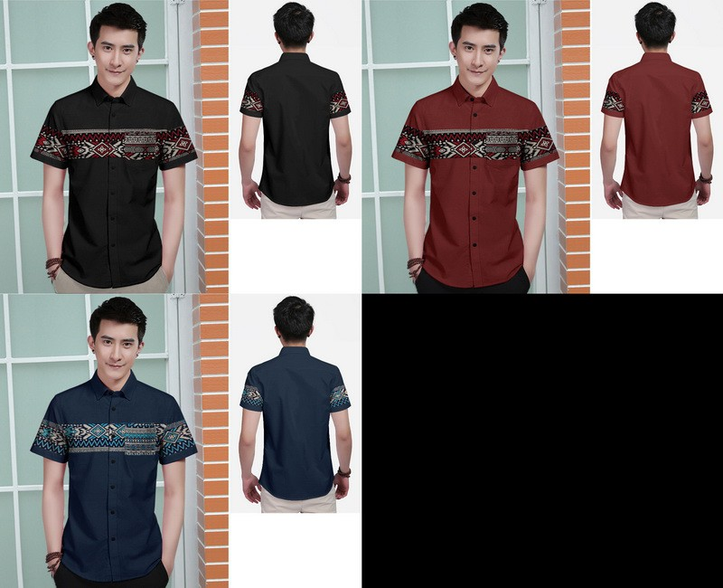 Jual Online Man 31 Wonder Murah Jakarta Bahan Katun Paris + Rayon Motif Terbaru