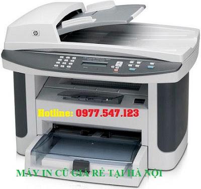 máy in đa chức năng cũ HP LaserJet 1522