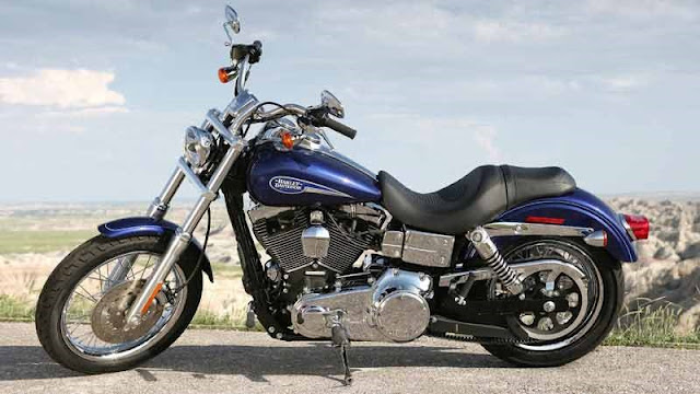 Harley Davidson Dyna Low Glide 1340 Series