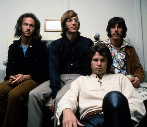 Lyrics de The Doors