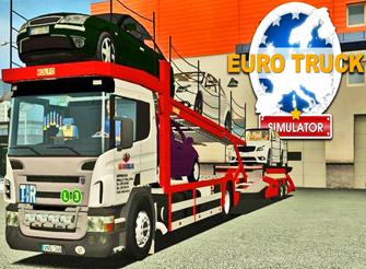 Euro Truck Simulator [Full] [Español] [MEGA]