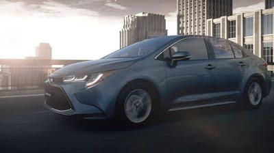 """فرحة كبيرة لمؤيدي """"خليها تصدى"""".. وصول """"تويوتا كورولا 2020″الجديدة إلى السعودية+ معلومات Toyota Corolla"""
