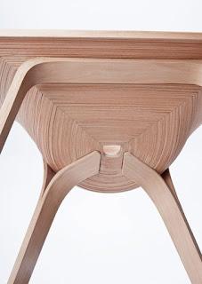 Unique Wooden Chair