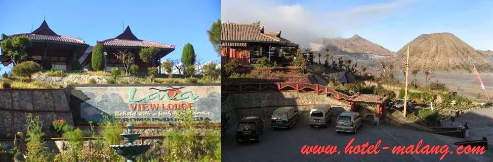 Hotel Lava View Lodge Bromo Malang : Informasi Tarif, Fasilitas, Kontak dan Alamat Lengkap