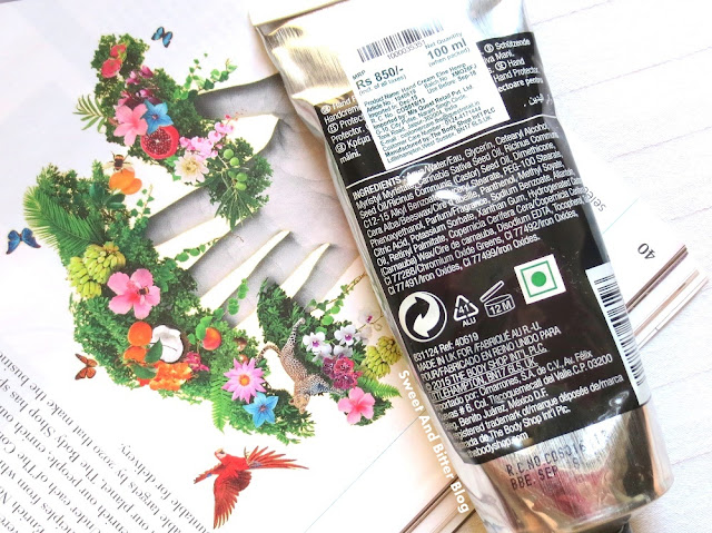 The Body Shop CHANGE Hemp Hand Protector Price and Ingredients