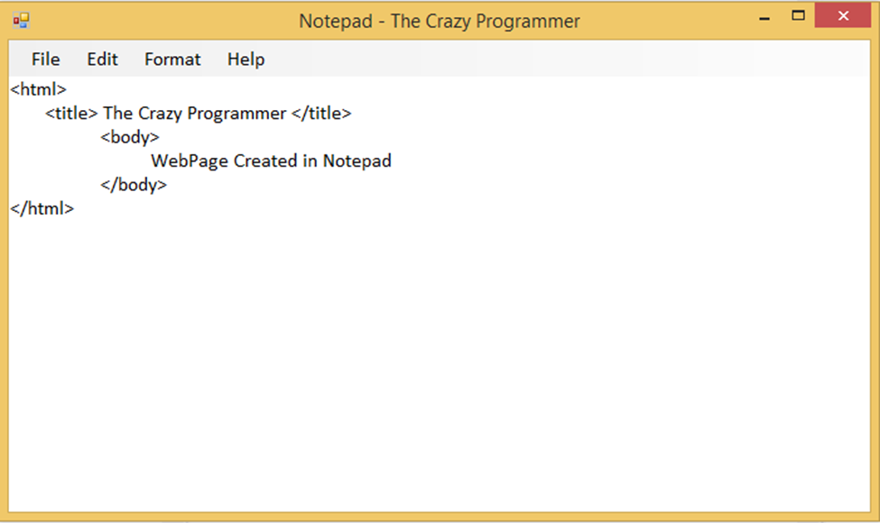 How to Make a Notepad in VB.Net