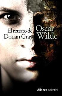 Portada del libro el retrato de dorian gray para descargar pdf gratis