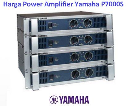 Harga Power Amplifier Yamaha P7000S