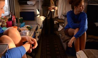Η ζωή στο τρένο: Διασχίζοντας το 1/3 του πλανήτη με τον Υπερσιβηρικό