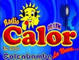 Radio Calor 99.1 fm Colcabamba en vivo