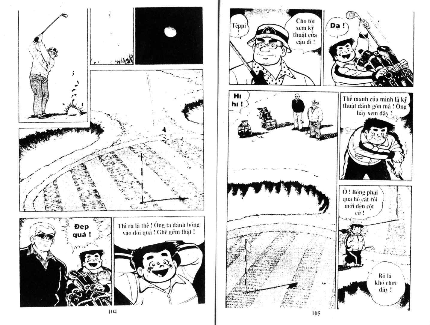 Ashita Tenki ni Naare chapter 10 trang 51