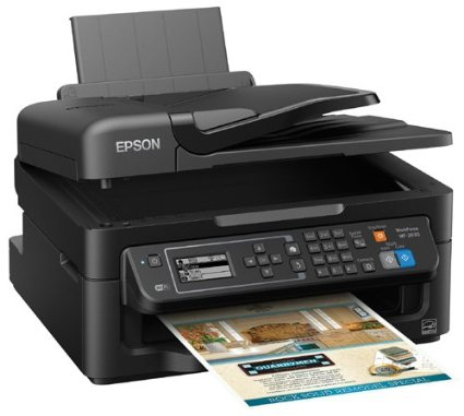 Epson WF-2630 Driver And Software Download For Windows
