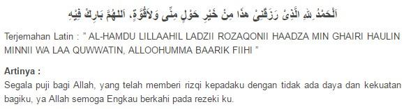Gunakan Cara Yang Halal Agar Dagangan Laris Manis Dengan Amalkan Doa Ini