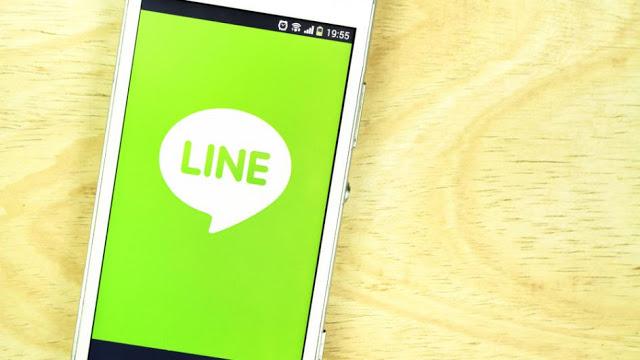 طرح تطبيق لاين لأول مرة لميزة المكالمات المجانية