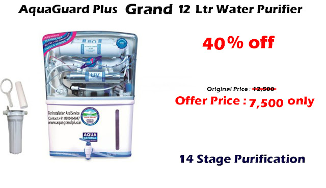 Flipkart Offers, flipkart coupons, aquaguard water purifier, aquaguard price, aquaguard water purifier price, aquaguard plus grand, aquaguard water filter,