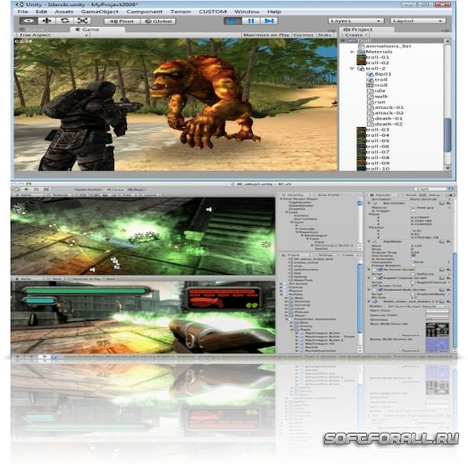 Downloads: Unity 3D 3.4.0 (CRACKED